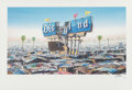 Prints:Contemporary, Jeff Gillette (b. 1959). Dismaland, Sign. Offset lithographin colors. 13 x 19 inches (33.0 x 48.3 cm) (sheet). Signed i...