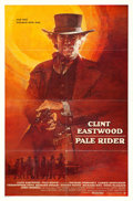"Movie Posters:Western, Pale Rider (Warner Brothers, 1985). International One Sheet (27"" X41""). Dave Grove Artwork.. ..."