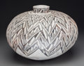 American Indian Art:Pottery, A Tularosa Black-On-White Jar. c. 1100 - 1250 AD. ...