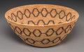 American Indian Art:Baskets, A Yokuts Coiled Bowl. c. 1920...