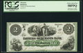 Obsoletes By State:Maryland, Greensborough, MD- Farmers and Merchants Bank of Greensborough $2 Aug. 15, 1862. ...
