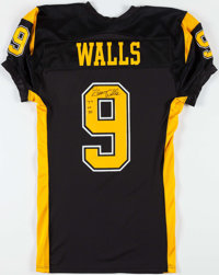 lowest price 40be7 00c0d Everson Walls Signed and Inscribed Grambling Tigers Jersey ...