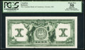Canadian Currency: , Toronto, ON- The Canadian Bank of Commerce $10 1916 Back Proof. ...
