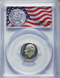 Proof Roosevelt Dimes, Three-Piece March of Dimes Set. 2015-W 10C Silver, First Strike,PR70 Deep Cameo PCGS. This set also includes the followin...(Total: 3 coins)