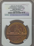 So-Called Dollars, (1876) U.S. Centennial Exposition, Centennial Fountain, HK-69, -- Improperly Cleaned -- NGC Details. UNC....