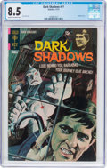 Bronze Age (1970-1979):Horror, Dark Shadows #11 (Gold Key, 1971) CGC VF+ 8.5 Cream to off-whitepages....