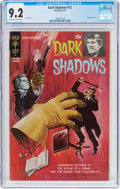Bronze Age (1970-1979):Horror, Dark Shadows #12 (Gold Key, 1972) CGC NM- 9.2 Off-white to whitepages....