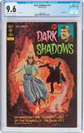 Bronze Age (1970-1979):Horror, Dark Shadows #13 (Gold Key, 1972) CGC NM+ 9.6 Off-white to whitepages....