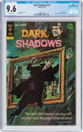 Bronze Age (1970-1979):Horror, Dark Shadows #14 (Gold Key, 1972) CGC NM+ 9.6 Off-white pages....