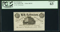 Obsoletes By State:Ohio, New London, OH - H.H. Robinson 5¢ 185_ Remainder Wolka 1869-01. ...