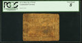 Colonial Notes:Continental Congress Issues, Continental Currency May 10, 1775 $2 PCGS Very Good 08.. ...
