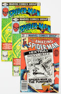 Modern Age (1980-Present):Superhero, The Amazing Spider-Man Annual Group of 45 (Marvel, 1980-2009)Condition: Average VF+.... (Total: 45 Comic Books)