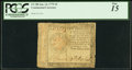 Colonial Notes:Continental Congress Issues, Continental Currency January 14, 1779 $2 PCGS Fine 15.. ...