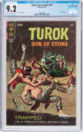 Silver Age (1956-1969):Adventure, Turok, Son of Stone #59 (Gold Key, 1967) CGC NM- 9.2 Off-white to white pages....