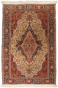 Rugs & Textiles:Hook Rugs, A Sarouk Fereghan Rug, West Persia, circa 1920. 6 feet 11-1/2 in.long x 4 feet 3-1/4 in. wide. PROPERTY FROM A PASADENA, ...