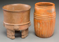 Pre-Columbian:Ceramics, Two Middle Classic Vessels... (Total: 2 Items)