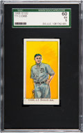"Baseball Cards:Singles (Pre-1930), 1910 E102 ""Set of 25"" Ty Cobb SGC 60 EX 5...."