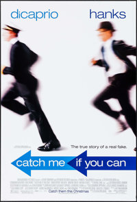 """Catch Me If You Can & Others Lot (DreamWorks, 2002). One Sheets (4) (27"""" X 40"""" 27"""" X 40"""") DS Adv..."""