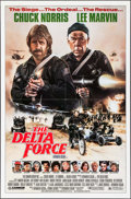 """Movie Posters:Action, The Delta Force & Others Lot (Cannon, 1986). One Sheets (3)(27"""" X 41""""). Action.. ... (Total: 3 Items)"""