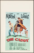 "Movie Posters:Sports, The Caddy (Paramount, 1953). Window Card (14"" X 22""). Sports.. ..."