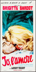 """Movie Posters:Foreign, Two Weeks in September (Paramount, 1967). Italian Locandina (13"""" X 27""""). Foreign.. ..."""