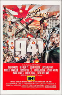 "1941 (Universal, 1979). Rolled, Fine-. One Sheet (27"" X 41"") Style D, David McMacken Artwork. Comedy"