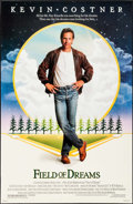 "Movie Posters:Fantasy, Field of Dreams & Other Lot (Universal, 1989). One Sheets (2) (27"" X 40"") SS. Fantasy.. ... (Total: 2 Items)"