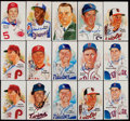 Autographs:Post Cards, 1981-1996 Perez-Steele Signed Postcards Lot of 35. ...