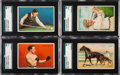 "Olympic Cards:General, 1912 T227 Miners Extra ""Series of Champions"" Collection (26). ..."