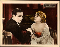 """The Delicious Little Devil (Universal, 1919). Lobby Card (11"""" X 14"""")"""
