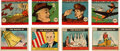 "Non-Sport Cards:Sets, 1930's - 40's R150 ""Time Marches On"" & R18 ""Army, Navy, and AirCorps"" Complete set Pair (2). ..."