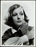 "Movie Posters:Drama, Greta Garbo in As You Desire Me by Clarence Sinclair Bull(MGM,1932). Portrait Photo (10.25"" X 13"").. ..."