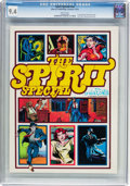 Magazines:Superhero, The Spirit #nn (Warren, 1975) CGC NM 9.4 White pages....