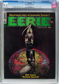Magazines:Horror, Eerie #8 (Warren, 1967) CGC NM- 9.2 Off-white to white pages....
