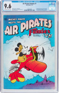 Bronze Age (1970-1979):Alternative/Underground, Air Pirates Funnies #1 (Hell Comics Group, 1971) CGC NM+ 9.6 Off-white to white pages....