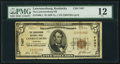 National Bank Notes:Kentucky, Lawrenceburg, KY - $5 1929 Ty. 1 The Lawrenceburg NB Ch. # 7497....