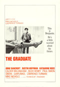 "Movie Posters:Comedy, The Graduate (Embassy, 1968). One Sheet (27"" X 41"") Style A.. ..."