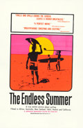 "Movie Posters:Sports, The Endless Summer (Cinema 5, 1966). Day-Glo Silk Screen One Sheet (27"" X 41"") John Van Hamersveld Artwork.. ..."