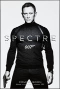 "Movie Posters:James Bond, Spectre (Columbia, 2015). One Sheet (27"" X 40""). James Bond.. ..."