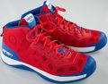 Basketball Collectibles:Others, 2015 Lance Stephenson Game Worn Los Angeles Clippers Sneakers....