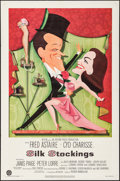 """Movie Posters:Musical, Silk Stockings (MGM, 1957). One Sheet (27"""" X 41""""). Musical.. ..."""