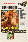 """Movie Posters:Bad Girl, Over-Exposed (Columbia, 1956). One Sheet (27"""" X 41""""). Bad Girl....."""