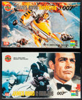 "Movie Posters:James Bond, James Bond Plastic Model Kits (2) (Airfix, 1996/1998). James Bond& Odd Job/ Autogyro (6.5"" X 2"" X 11"") James Bond.. ... (Total:2 Items)"