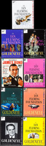 """Movie Posters:James Bond, Goldeneye Magazine & Other Lot (Ian Fleming Foundation, 1992-2000). Magazines (24) (Multiple Pages, Approx. 8.5"""" X 11""""). Jam... (Total: 24 Items)"""