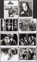 "Movie Posters:War, Apocalypse Now (United Artists, 1979). Photos (17) (8"" X 10"" ).War.. ... (Total: 17 Items)"