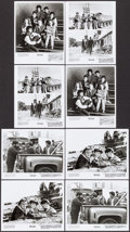 """Movie Posters:Action, Red Dawn (MGM, 1984). Photos (8) (8"""" X 10"""") & Color Slides (42)(2"""" X 2""""). Action.. ... (Total: 50 Items)"""
