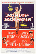 """Movie Posters:Comedy, Mister Roberts (Warner Brothers, 1955). One Sheet (27"""" X 41"""").Comedy.. ..."""