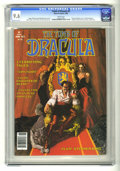 Modern Age (1980-Present):Horror, Tomb of Dracula #5 (Marvel, 1980) CGC NM+ 9.6 White pages. RogerMcKenzie and Ralph Macchio stories. Gene Colan, Tom Palmer ...