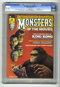 Magazines:Horror, Monsters of the Movies #1 - Massachusetts pedigree (Marvel, 1974) CGC VF/NM 9.0 Off-white pages. ...