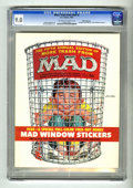 Magazines:Mad, More Trash from Mad #5 White Mountain pedigree (EC, 1962) CGC VF/NM9.0 Off-white to white pages. ...